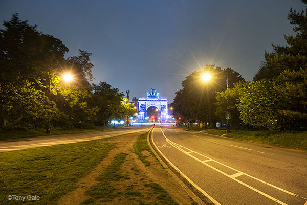 Prospect Park and Grand Army Plaza ©Tony gale