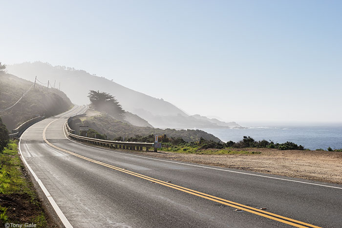 Pacific Coast Highway ©Tony Gale