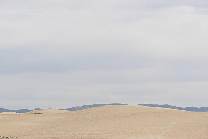 sand dunes ©Tony Gale