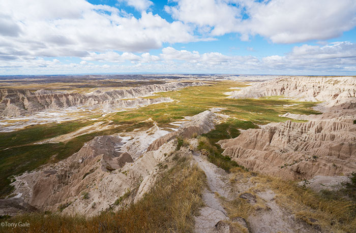 Badlands National Park, ©Tony Gale