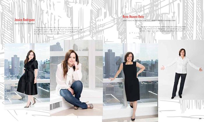 Jessica Rodriguez and Rena Hozore Reiss ©Tony Gale