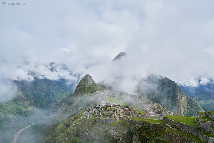Machu Pichhu ©Tony Gale