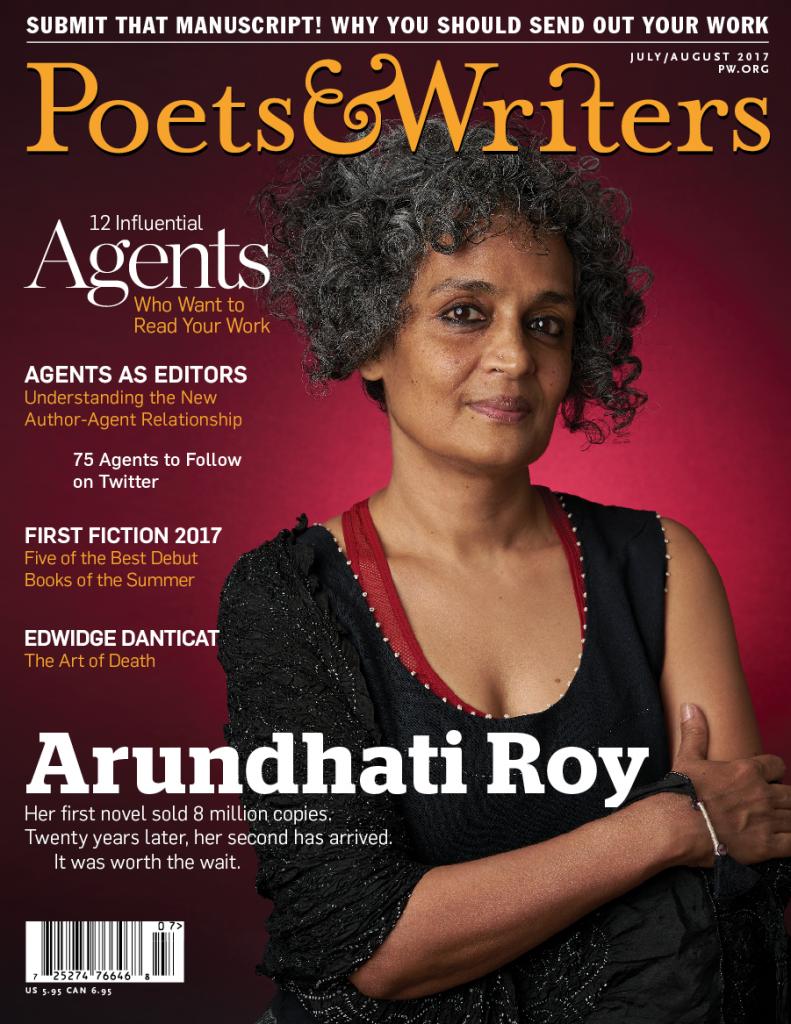 Arundhati Roy ©Tony Gale